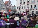 Auseliger in Hechingen - Schülerbefr., Rathaussturm, Altweiberball, Straßenfasnet
